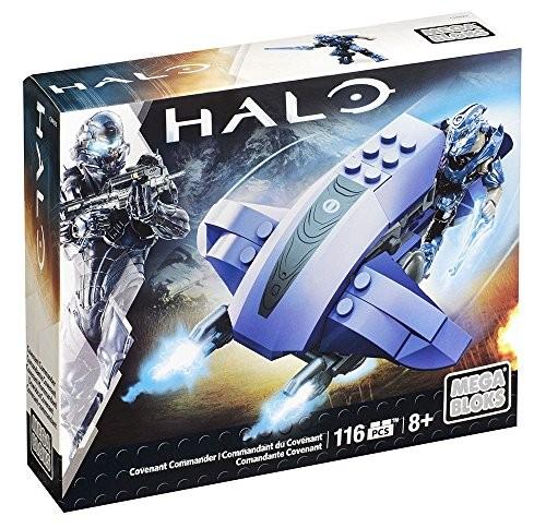 Mega Bloks Halo 5 Comandante Covenant - Mattel