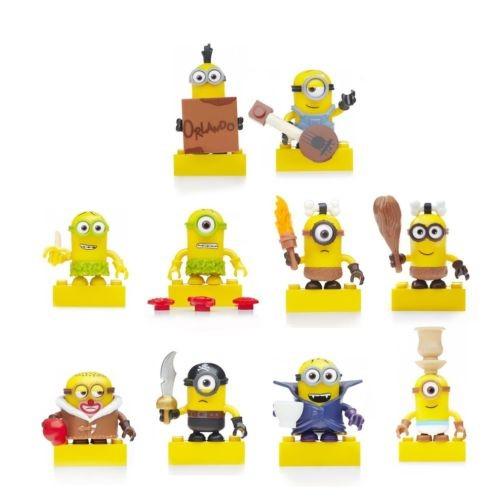 Mega Bloks - minions figura Surpresa II - Mattel 26610f44e2cce