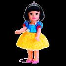 Boneca Princesa Branca de Neve - Sunny