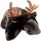 Pelúcia Pillow Pets Alce Chocolate Moose - DTC