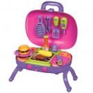 Prime Burguer da Minnie 5381 - Zippy Toys