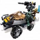 Mega Bloks Halo Gausshog - Mattel